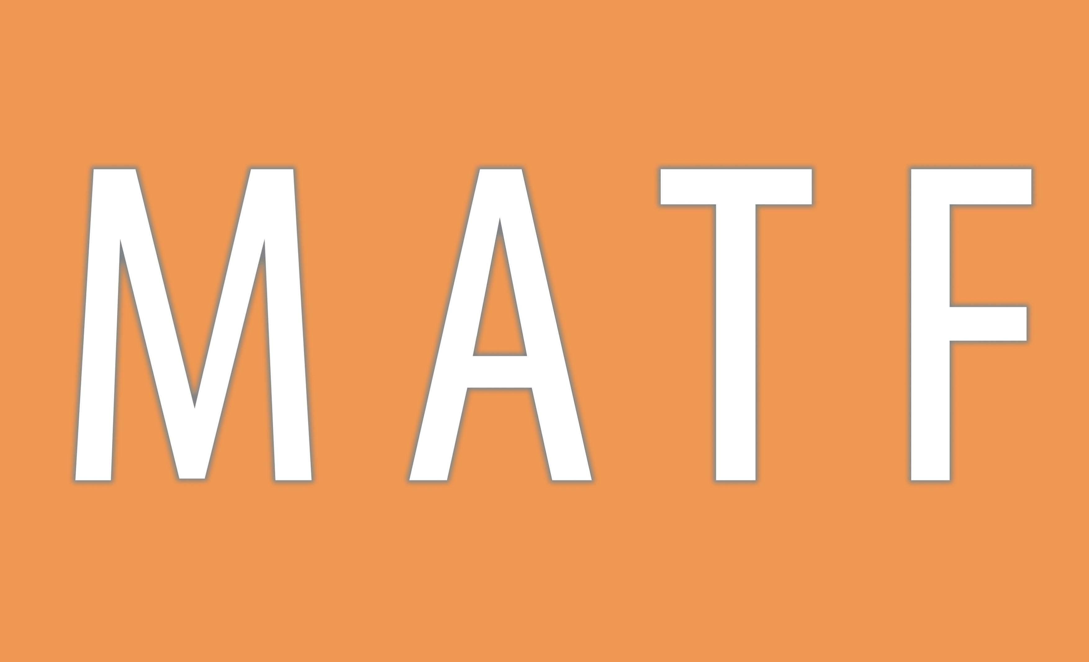 MATF logo