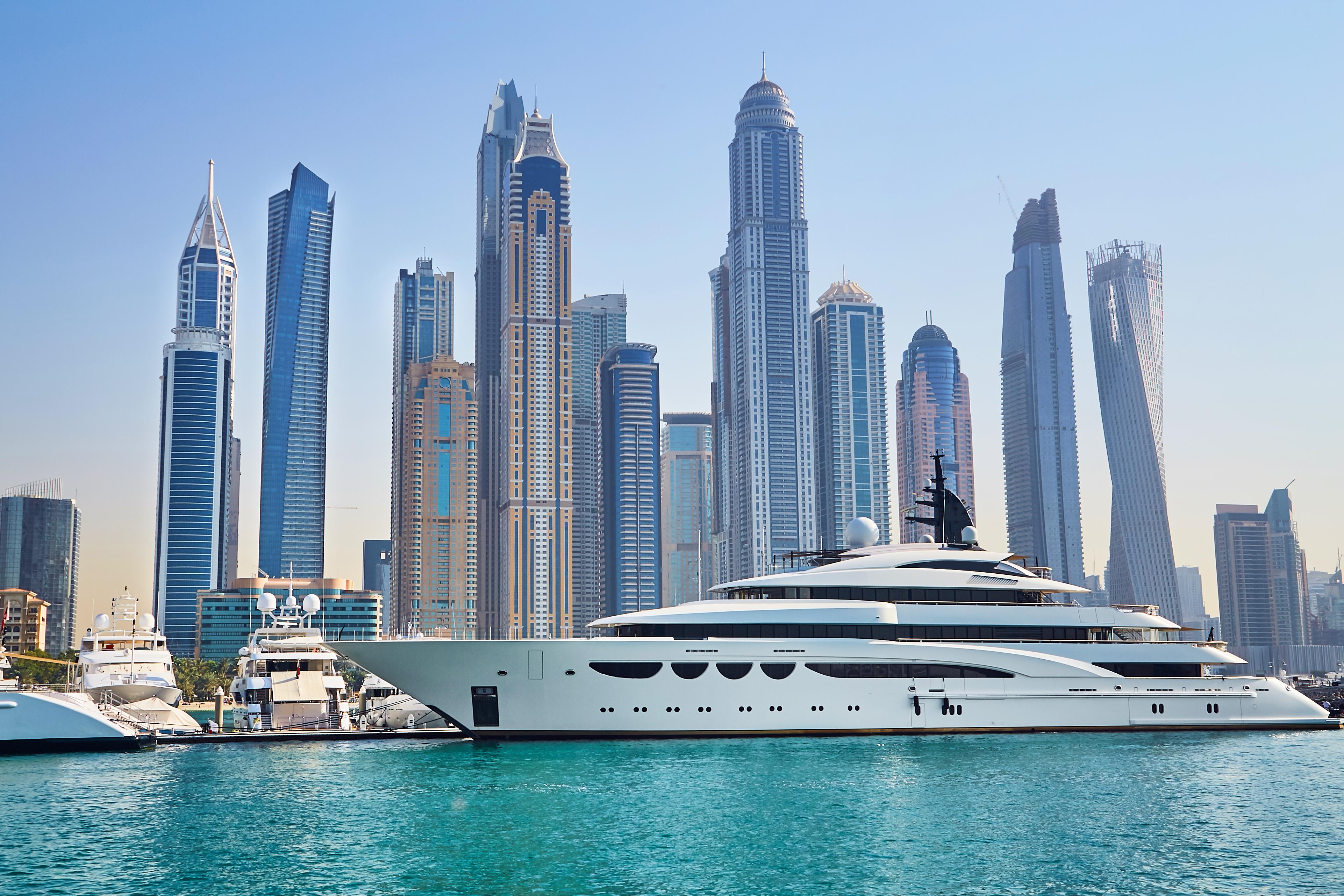 learn as you earn superyacht