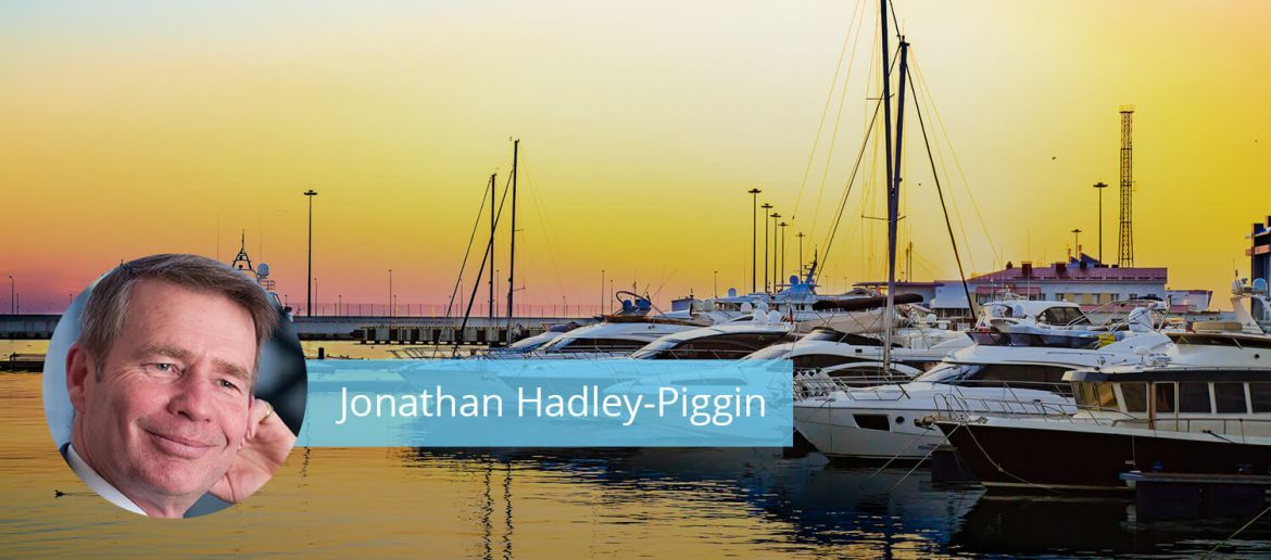 An interview with course author Jonathan Hadley-Piggin